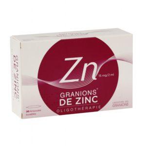 zinc-impuissance
