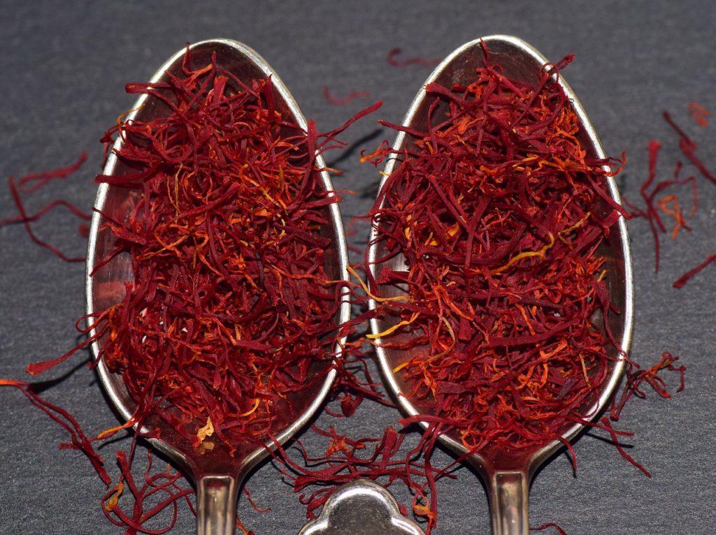 Le safran n'est pas qu'une épice !